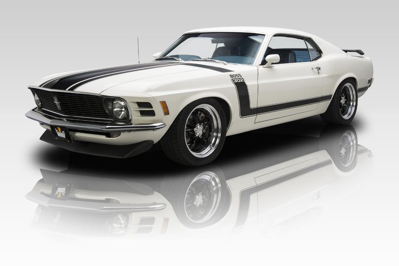 263054 1970 ford mustang boss 302 low res