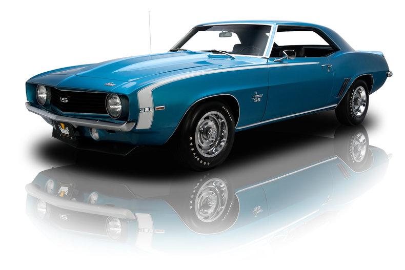 239123 1969 chevrolet camaro ss low res