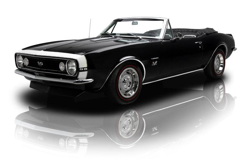 243982 1967 chevrolet camaro ss low res