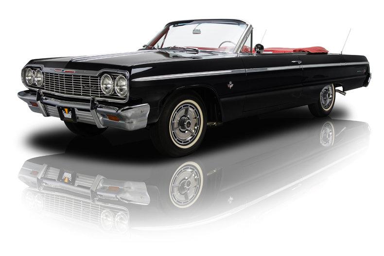 134460 1964 Chevrolet Impala | RK Motors Clic and Performance ...
