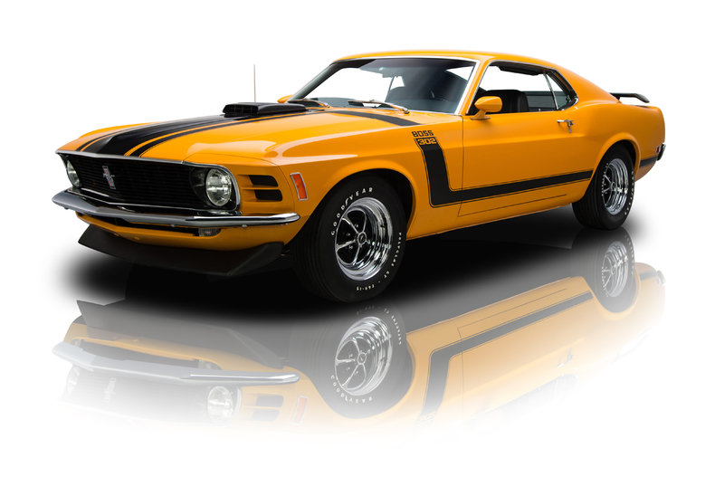 246772 1970 ford mustang boss 302 low res