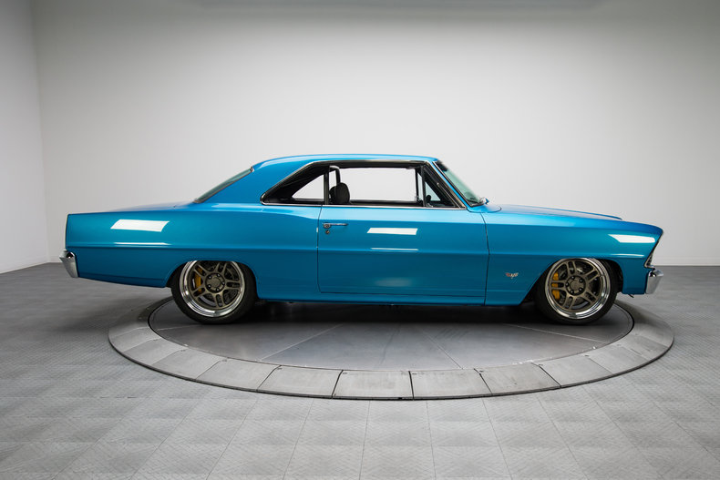 134497 1967 chevrolet nova rk motors classic cars for sale. Black Bedroom Furniture Sets. Home Design Ideas