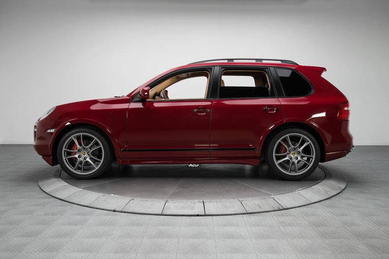 134517 2008 Porsche Cayenne Rk Motors Classic And