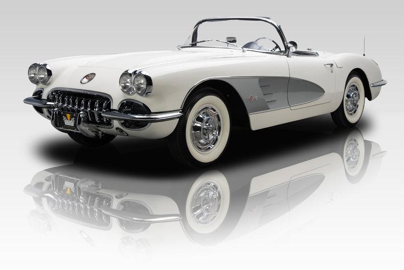 248431 1960 chevrolet corvette low res
