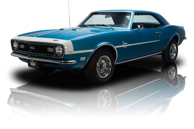 255171 1968 chevrolet camaro ss low res