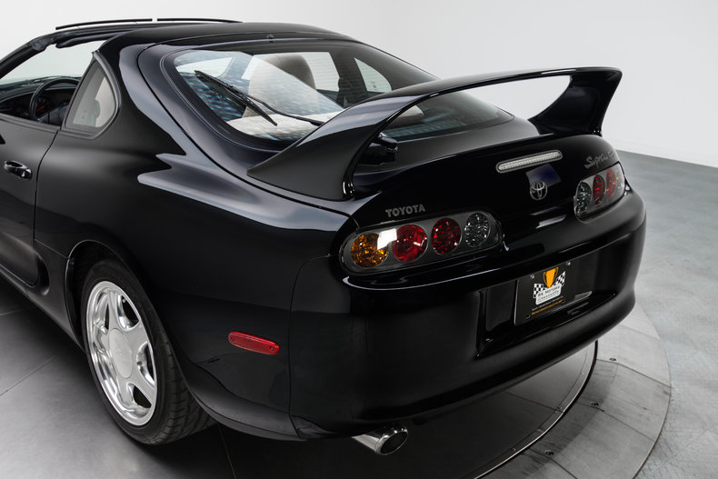 134635 1998 toyota supra rk motors classic and performance cars for sale. Black Bedroom Furniture Sets. Home Design Ideas