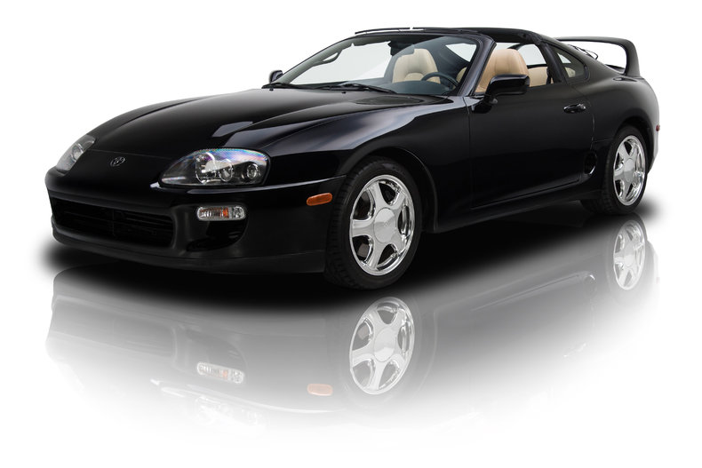 For Sale 1998 Toyota Supra