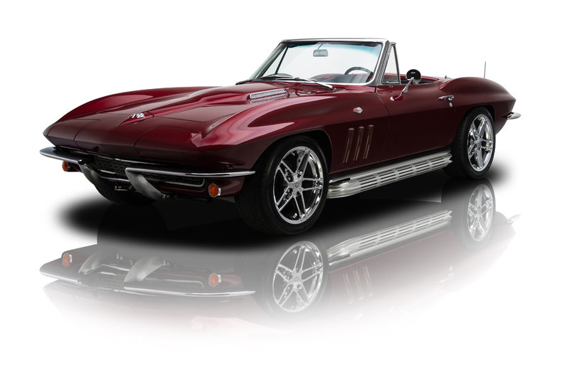 264209 1965 chevrolet corvette sting ray low res