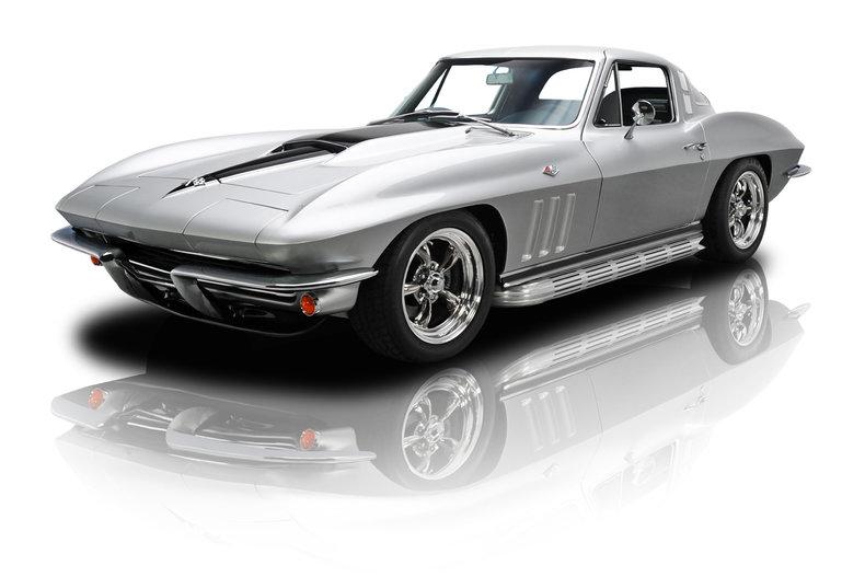 261468 1965 chevrolet corvette stingray low res