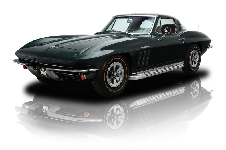 268558 1965 chevrolet corvette stingray low res