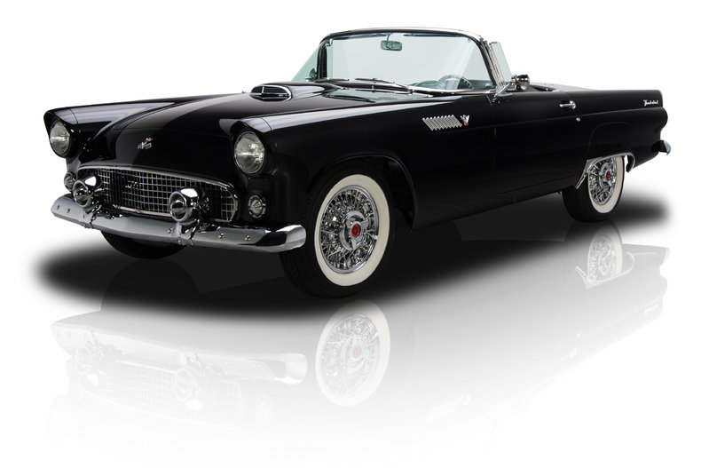 134708 1955 Ford Thunderbird Rk Motors Classic Cars For Sale