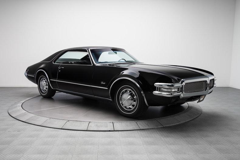 134719 1968 oldsmobile toronado rk motors. Black Bedroom Furniture Sets. Home Design Ideas