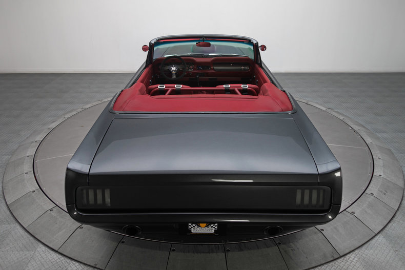 1965 Ford Mustang --: 1965 Ford Mustang  2225 Miles Charcoal Convertible 302 V8 5 Speed Manual