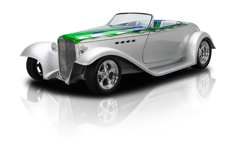 134815 1932 Ford Roadster | RK Motors Classic and Performance Cars ...