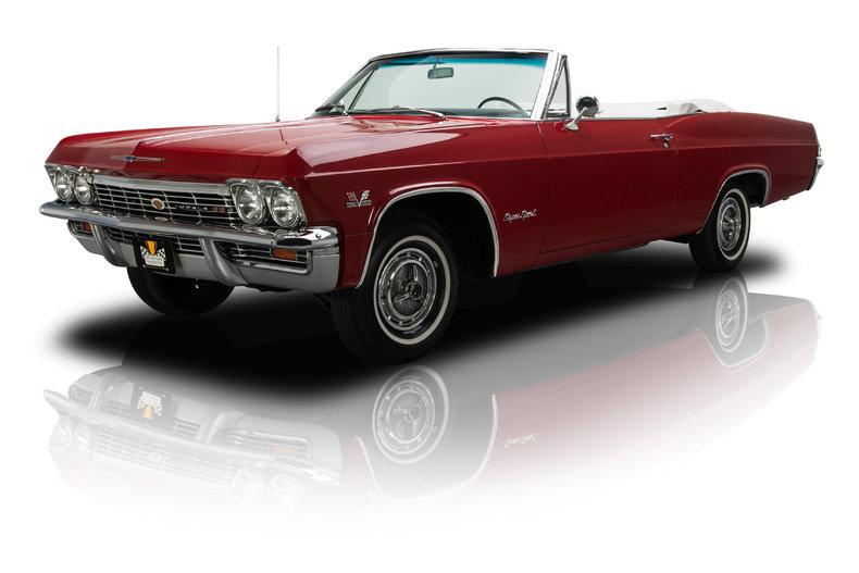 1965 Chevrolet Impala  RK Motors