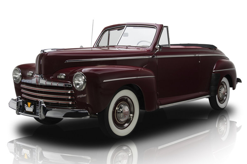 1946 ford other convertible ebay. Black Bedroom Furniture Sets. Home Design Ideas