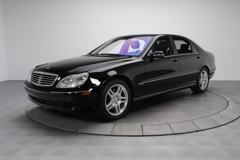 134871 2002 mercedes benz s600 rk motors classic and