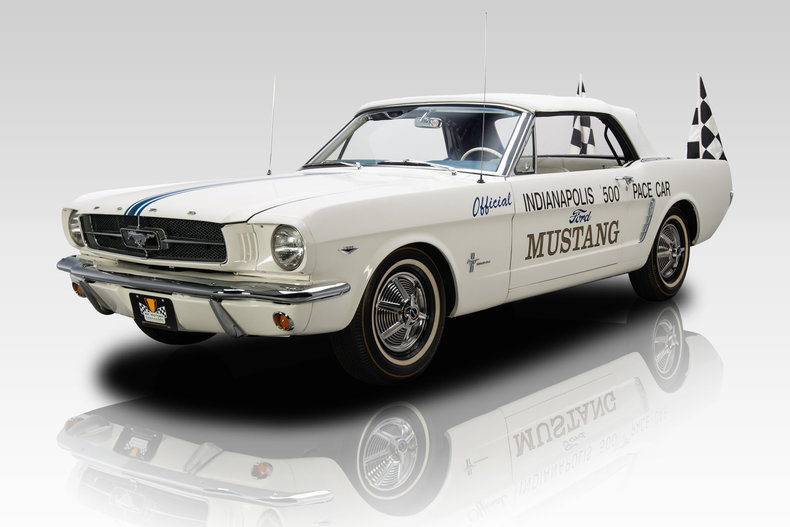282803 1964 1 2 ford mustang pace car low res