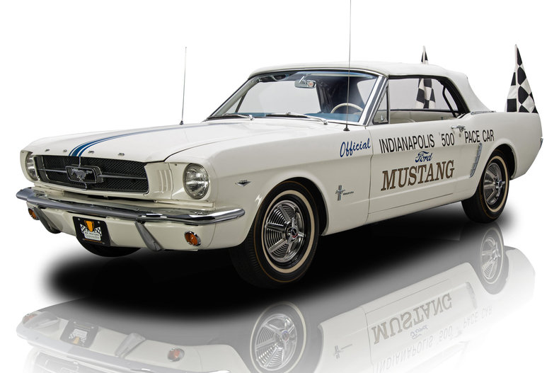 For Sale 1964 1/2 Ford Mustang