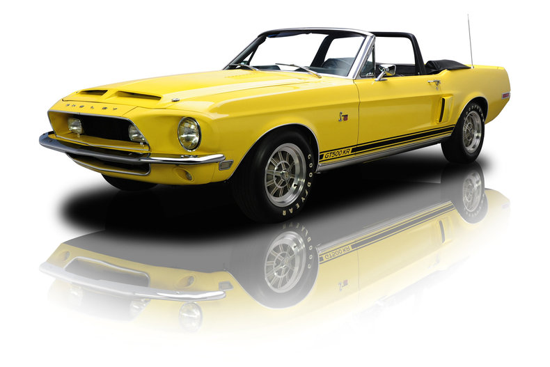 For Sale 1968 Ford Shelby Mustang
