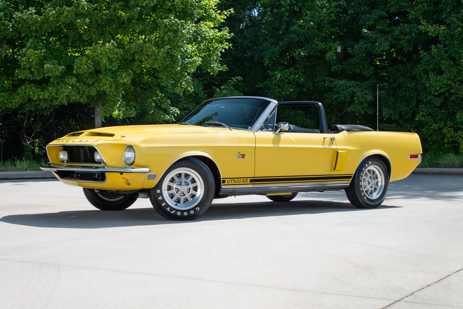 1968 Ford Shelby Mustang GT500KR for sale