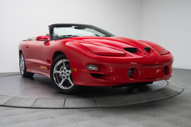 135041 2002 pontiac firebird rk motors classic and performance cars for sale. Black Bedroom Furniture Sets. Home Design Ideas
