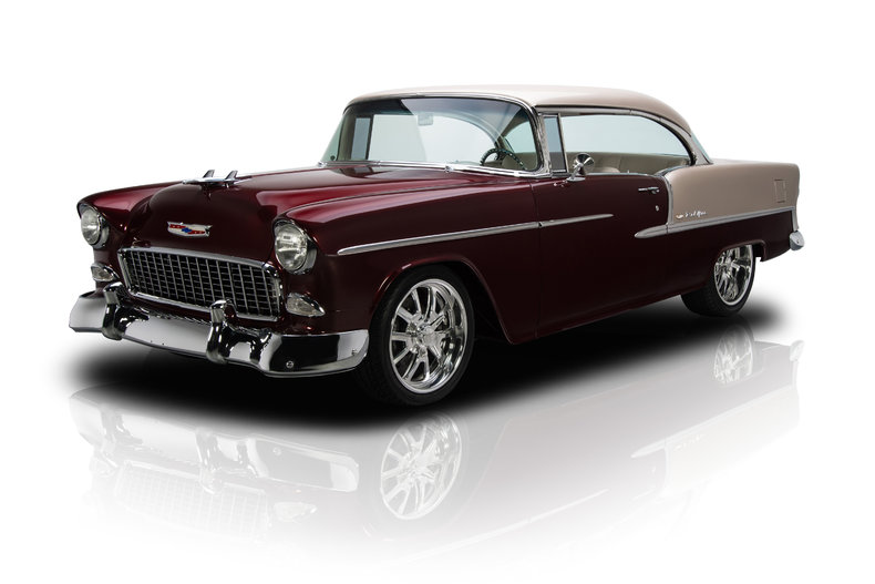 Chevrolet Bel Air RK Motors Classic And Performance - Good guys classic cars for sale