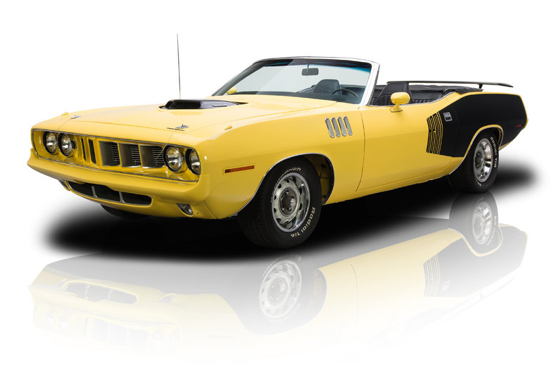 135141 1971 Plymouth Cuda Rk Motors Classic And Performance Cars
