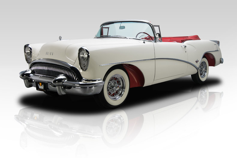 For Sale 1954 Buick Skylark