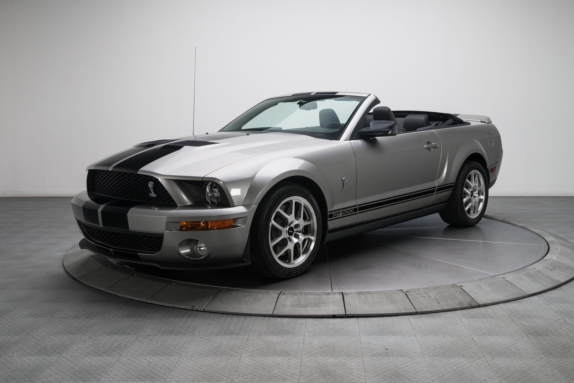 2008 ford mustang shelby gt500 for sale 59796 mcg. Black Bedroom Furniture Sets. Home Design Ideas
