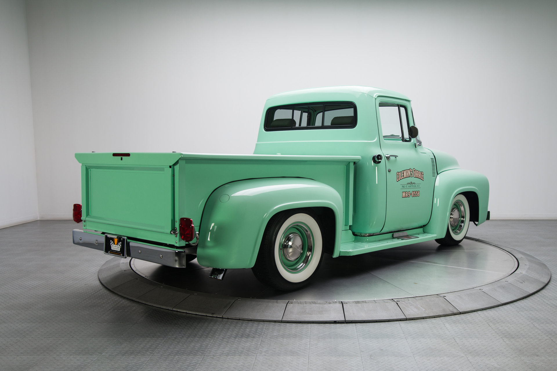 135225 1956 Ford F100 Rk Motors Classic Cars For Sale 1949 F1 Pickup Car Tuning Pictures