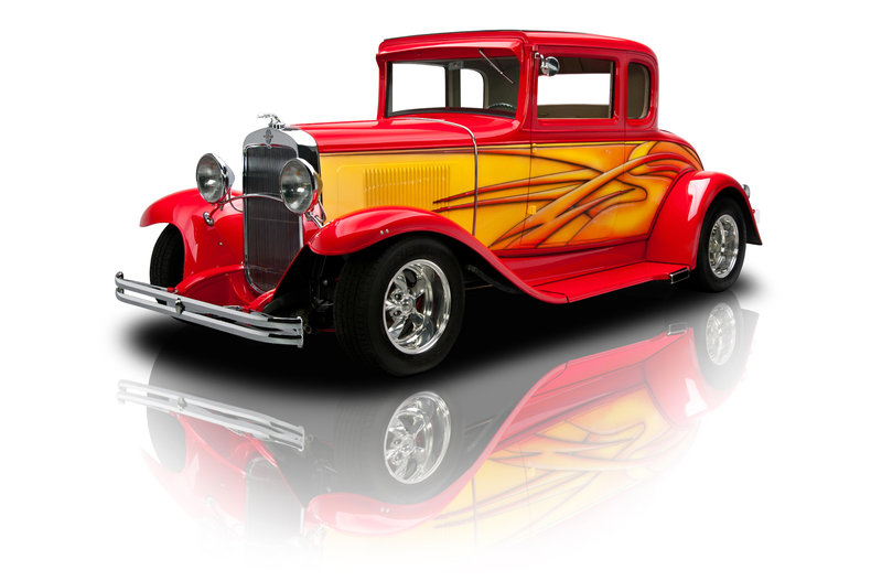 For Sale 1931 Chevrolet Coupe