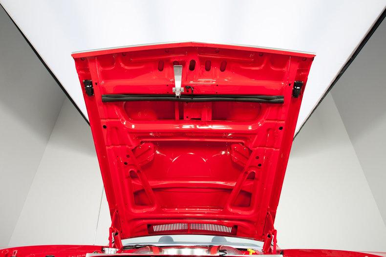 1970 Dodge Challenger R/T: 1970 Dodge Challenger R/T 4926 Miles Viper Red Convertible 6.1 Liter Hemi V8 5 S