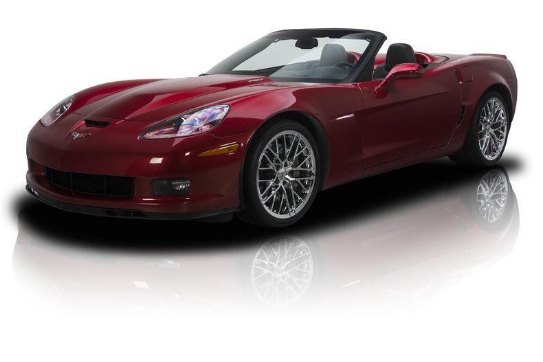 135365 2013 Chevrolet Corvette Rk Motors Classic And Performance