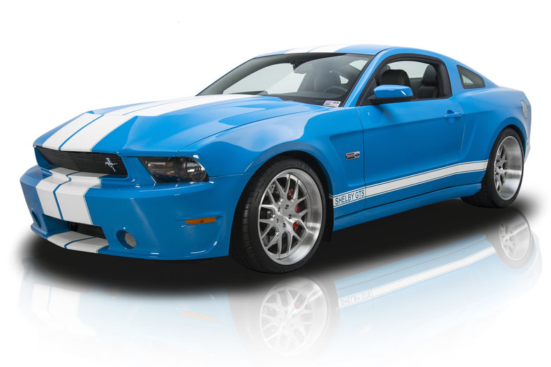 2012 Ford Shelby Mustang