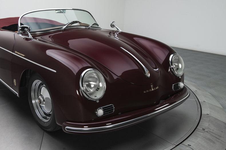 135403 1956 porsche 356 rk motors classic and performance cars for sale. Black Bedroom Furniture Sets. Home Design Ideas