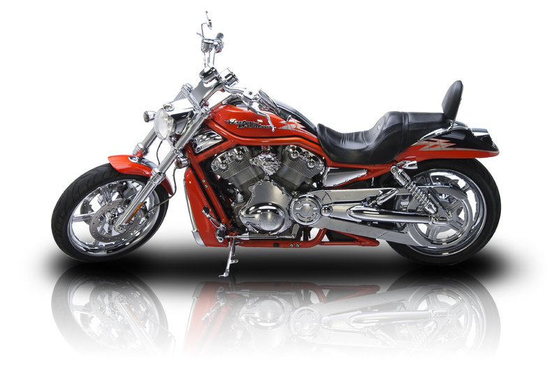 Harley Davidson Street  Screaming Eagle Exhaust
