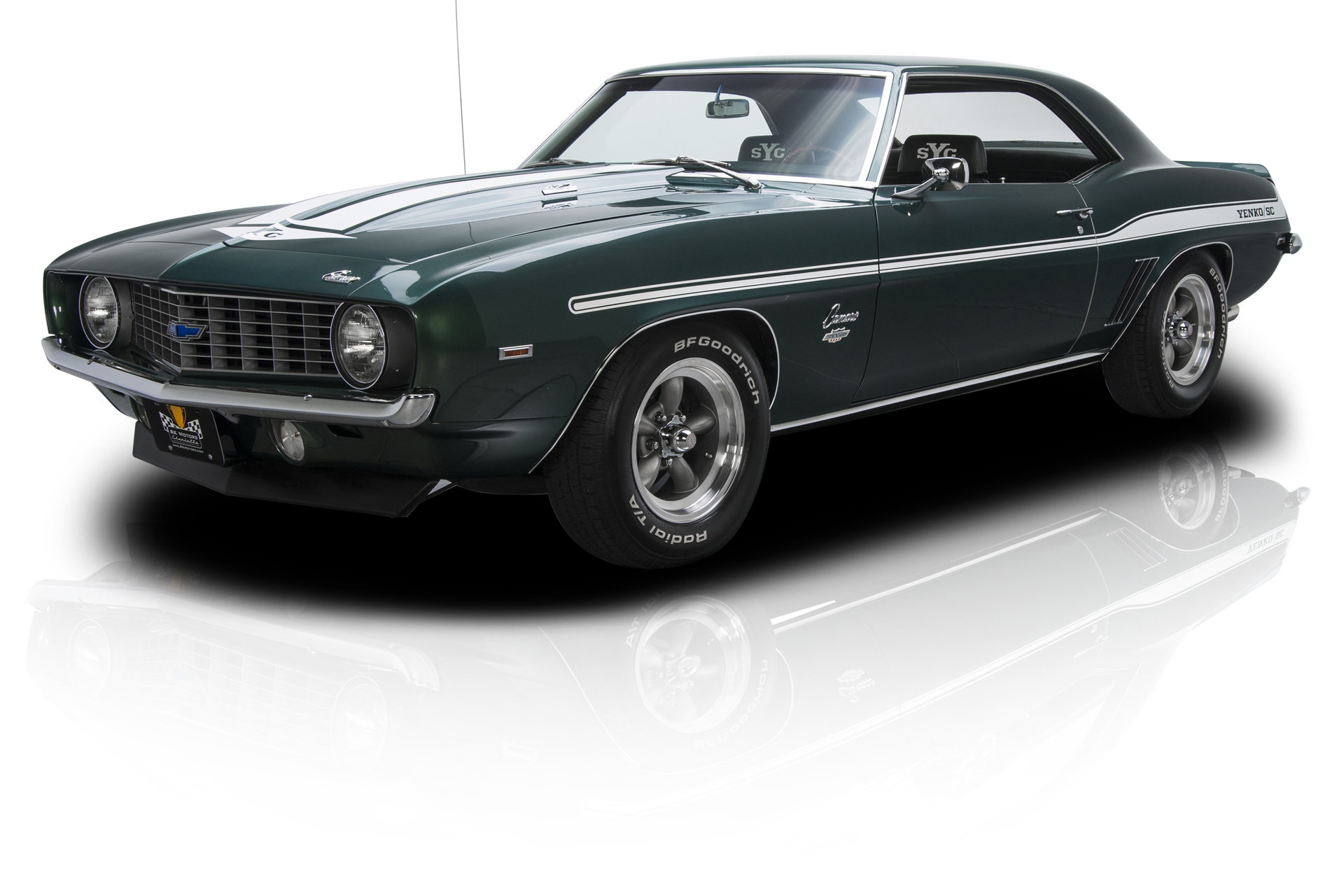 135595 1969 Chevrolet Camaro | RK Motors Classic and Performance ...
