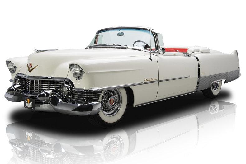 135602 1954 Cadillac Eldorado | RK Motors Clic and Performance ...