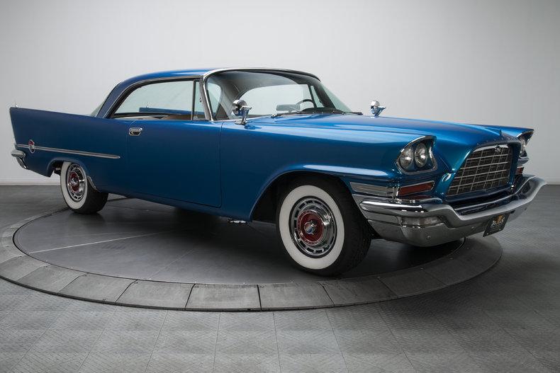 135605 1958 Chrysler 300d Rk Motors
