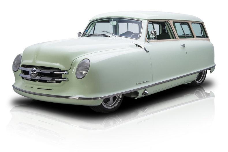 1952 Nash Rambler