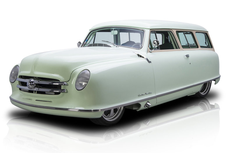For Sale 1952 Nash Rambler