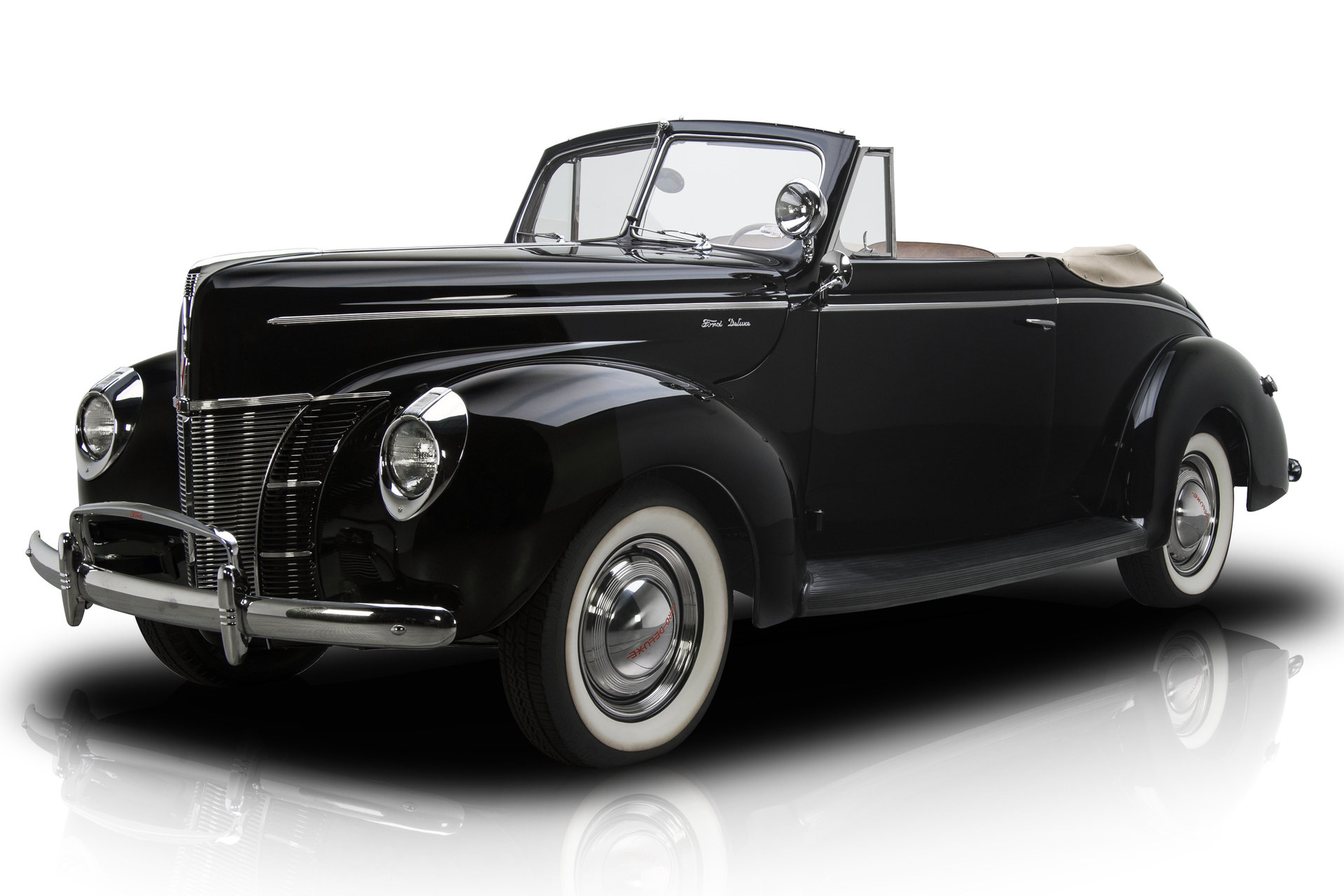 135642 1940 Ford Deluxe | RK Motors Classic and Performance Cars for ...