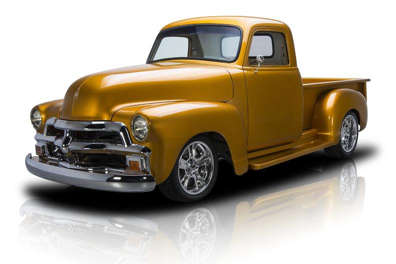 1954 Chevy Truck For Sale Australia