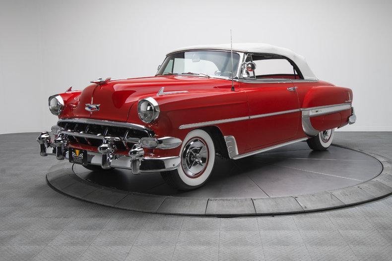 135676 1954 Chevrolet Bel Air Rk Motors Classic And