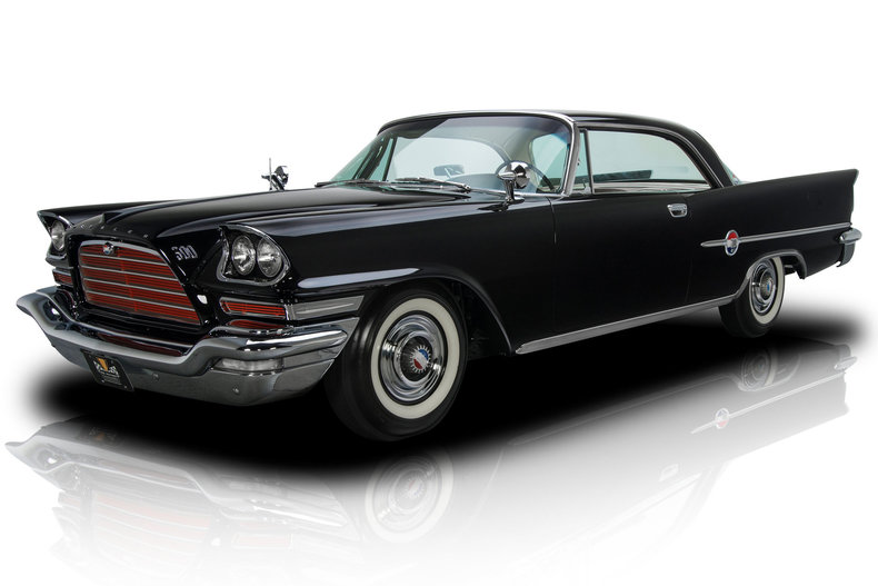 For Sale 1959 Chrysler 300E