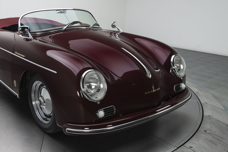 135681 1956 porsche 356 rk motors classic and performance cars for sale. Black Bedroom Furniture Sets. Home Design Ideas