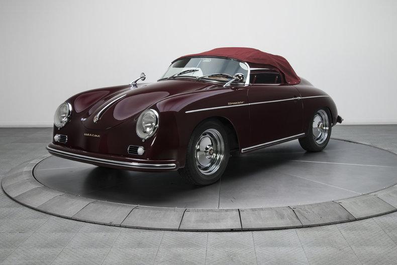 135681 1956 Porsche 356 Rk Motors Classic And
