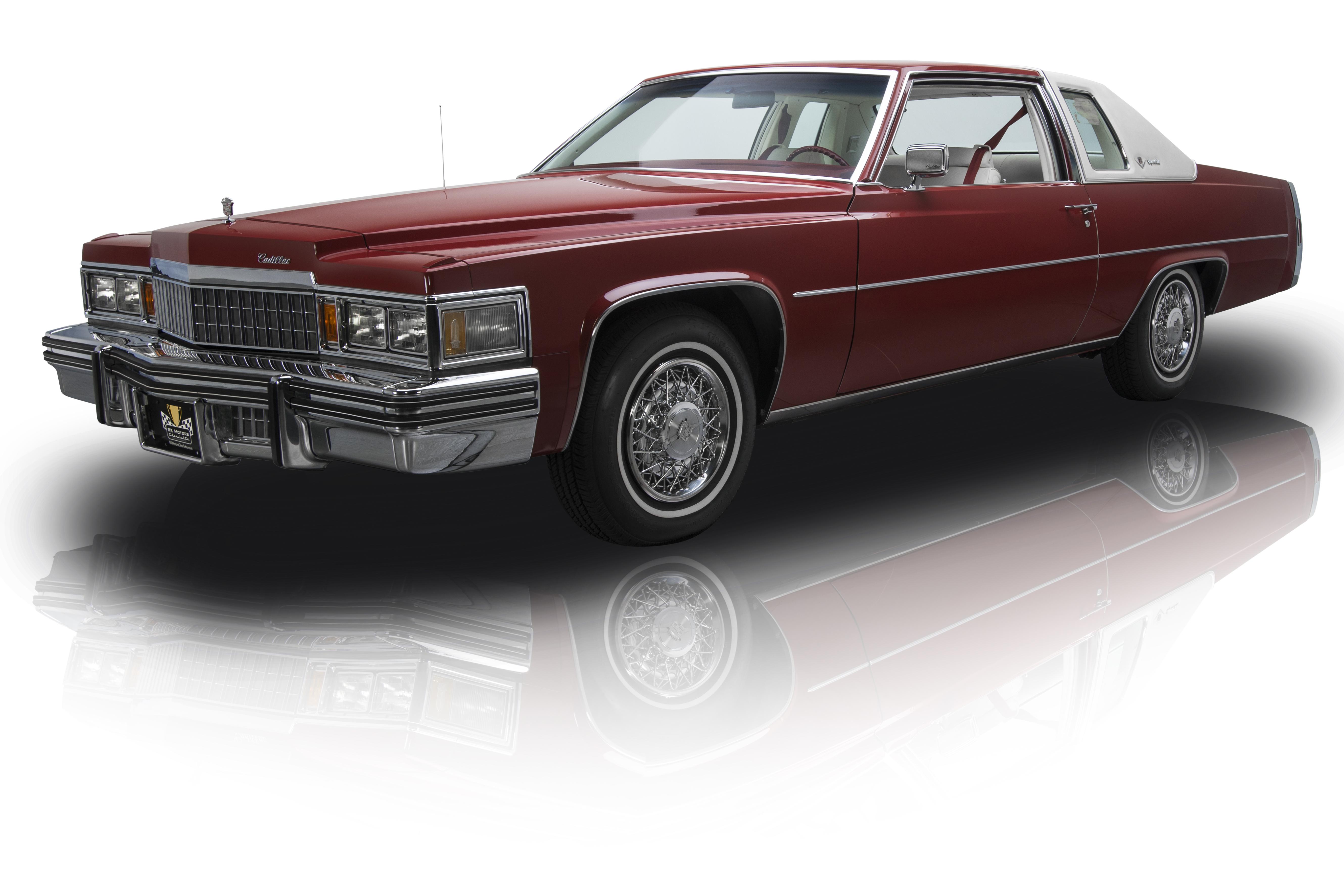 135706 1978 Cadillac Coupe DeVille | RK Motors