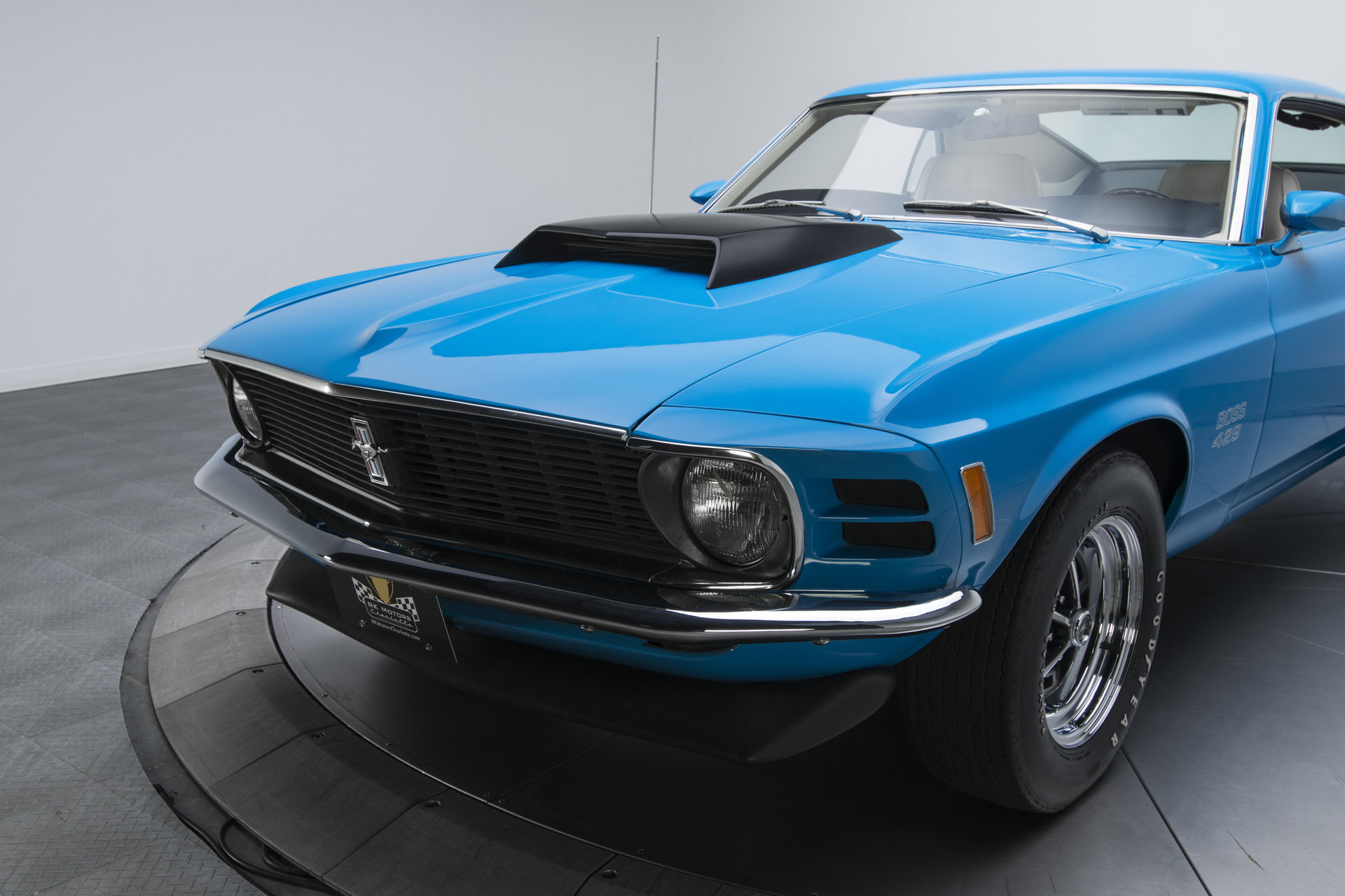 135709 1970 ford mustang rk motors classic cars for sale. Black Bedroom Furniture Sets. Home Design Ideas